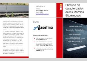 Jornada técnica Asefma