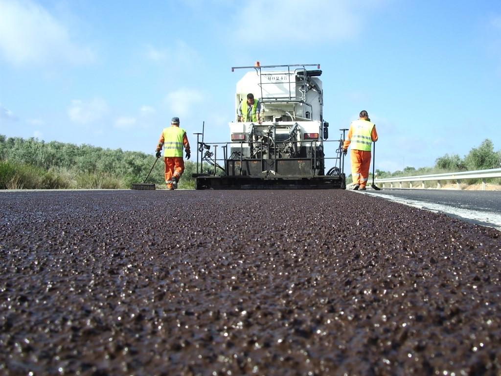 Aplicación en carretera de mezclas bituminosas © ATEB 2014