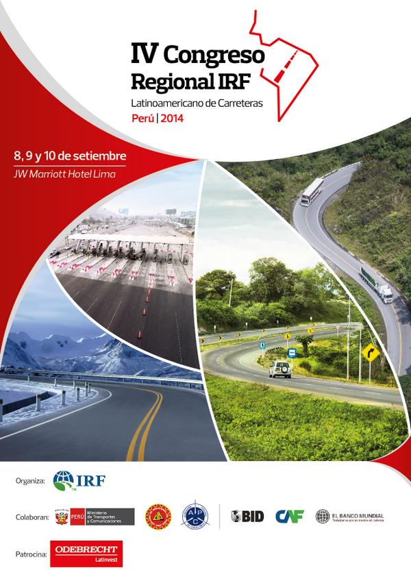 IV Congreso Regional Latinoamericano de Carreteras