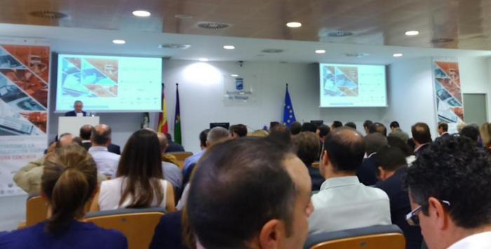 III Jornada de conservación de pavimentos urbanos. Créditos: @licitacivil 2015.
