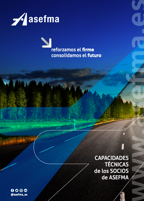 portada del catálogo de capacidades técnicas