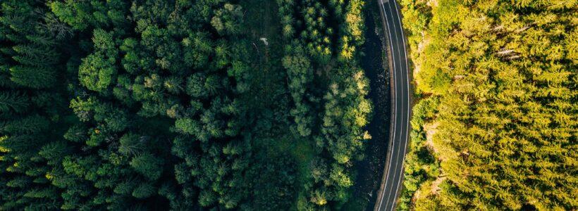 sostenibilidad en carreteras