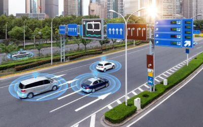 movilidad inteligente, carretera conectada